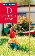 Cover-Bild zu Baedeker Reiseführer Deutschland