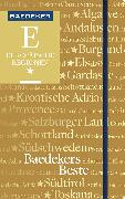 Cover-Bild zu Baedeker's Beste Europäische Regionen