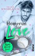Cover-Bild zu Homerun for love (eBook) von Knoblauch, Nicole