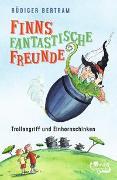 Cover-Bild zu Bertram, Rüdiger: Finns fantastische Freunde: Trollangriff und Einhornschinken