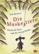 Cover-Bild zu Krause, Ute: Die Muskeltiere - Pomme de Terre und die vierzig Räuber