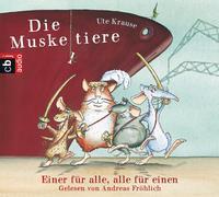 Cover-Bild zu Krause, Ute: Die Muskeltiere
