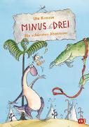 Cover-Bild zu Krause, Ute: Minus Drei - Die schönsten Abenteuer