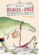 Cover-Bild zu Krause, Ute: Minus Drei wünscht sich ein Haustier