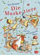 Cover-Bild zu Krause, Ute: Die Muskeltiere und die rattenscharfe Party