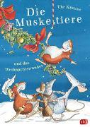 Cover-Bild zu Krause, Ute: Die Muskeltiere und das Weihnachtswunder