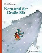 Cover-Bild zu Krause, Ute: Nora und der Große Bär