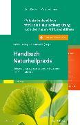 Cover-Bild zu Handbuch Naturheilpraxis + 45 Naturheilverfahren - fit für die Heilpraktikerprüfung, Set von Bierbach, Elvira