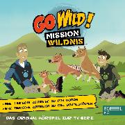 Cover-Bild zu Eine tierische Zeitreise zu den Dodos / Eine tierische Zeitreise zu den Beutelwölfen (Audio Download) von Karallus, Thomas