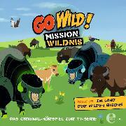Cover-Bild zu Folge 25: Das Opossum in meiner Tasche / Im Land der wilden Bisons (Audio Download) von Karallus, Thomas