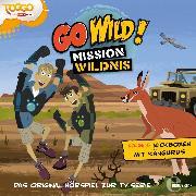 Cover-Bild zu Folge 6: Die Nashörner sind los! / Kickboxen mit Kängurus (Audio Download) von Karallus, Thomas