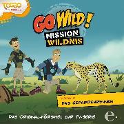 Cover-Bild zu Folge 8: Das Gepardenrennen / Der Alarm der Nasenaffen (Audio Download) von Karallus, Thomas