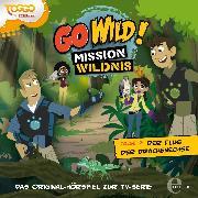 Cover-Bild zu Folge 2: Die Buddelmeister der Savanne / Der Flug der Drachenechse (Audio Download) von Speulhof, Barbara van den