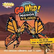 Cover-Bild zu Folge 3: Die Reise der Schmetterlinge / Das Geheimnis der Regenwürmer (Audio Download) von Speulhof, Barbara van den