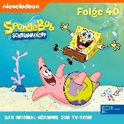 Cover-Bild zu Folge 40 (Das Original-Hörspiel zur TV-Serie) (Audio Download) von Karallus, Thomas