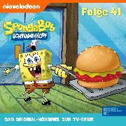 Cover-Bild zu Folge 41 (Das Original-Hörspiel zur TV-Serie) (Audio Download) von Karallus, Thomas