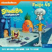 Cover-Bild zu Folge 45 (Das Original-Hörspiel zur TV-Serie) (Audio Download) von Karallus, Thomas