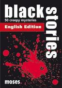 Cover-Bild zu Black Stories - English Edition von Hartmann, Holger