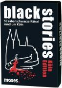 Cover-Bild zu Black Stories - Köln Edition von Berger, Nicola