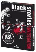Cover-Bild zu black stories investigation - BSI von Bos, Lisbeth