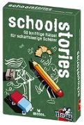 Cover-Bild zu school stories von Harder, Corinna