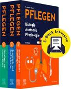 Cover-Bild zu PFLEGEN Lernpaket 2.A. + E-Books von Menche, Nicole