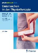Cover-Bild zu Untersuchen in der Physiotherapie (eBook) von Bacha, Salah (Beitr.)