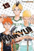 Cover-Bild zu Haikyu!!, Vol. 15 von Furudate, Haruichi