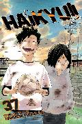 Cover-Bild zu Haikyu!! , Vol. 37 von Haruichi Furudate
