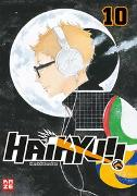 Cover-Bild zu Haikyu!! 10 von Furudate, Haruichi
