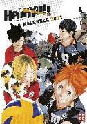 Cover-Bild zu Haikyu (Manga) - Wandkalender 2021 von Furudate, Haruichi
