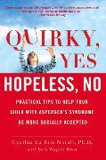 Cover-Bild zu Quirky, Yes---Hopeless, No (eBook) von Brust, Beth Wagner