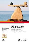 Cover-Bild zu DBT-Sucht von Zimmermann, Petra (Hrsg.)
