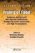 Cover-Bild zu Frying of Food von Boskou, Dimitrios (Hrsg.)