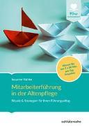 Cover-Bild zu Mitarbeiterführung in der Altenpflege von Vathke, Susanne