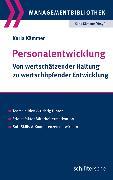 Cover-Bild zu Personalentwicklung (eBook) von Kämmer, Karla
