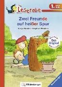 Cover-Bild zu Zwei Freunde auf heißer Spur von Reider, Katja
