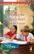 Cover-Bild zu Healing the Boss's Heart (eBook) von Hansen, Valerie