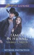 Cover-Bild zu Family in Hiding (eBook) von Hansen, Valerie