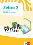 Cover-Bild zu Zebra 2. Lesehefte Klasse 2