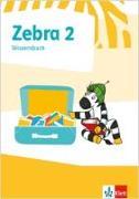 Cover-Bild zu Zebra 2. Wissensbuch Klasse 2
