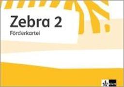 Cover-Bild zu Zebra 2. Förderkartei Klasse 2
