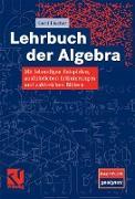 Cover-Bild zu Lehrbuch der Algebra (eBook) von Fischer, Gerd