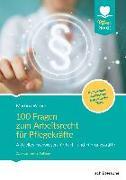 Cover-Bild zu 100 Fragen zum Arbeitsrecht für Pflegekräfte von Weber, Martina