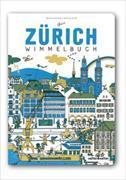 Cover-Bild zu Das Zürich Wimmelbuch von Vatter, Matthias