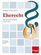 Cover-Bild zu Eherecht von von Flüe, Karin