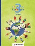 Cover-Bild zu ABC der Tiere 3 - Lesebuch Kompakt von Drecktrah, Stefanie