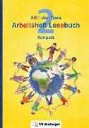 Cover-Bild zu ABC der Tiere 2 - Arbeitsheft Lesebuch Kompakt von Kuhn, Klaus