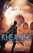 Cover-Bild zu Rheanne - Mord am Kaiserhof (eBook) von Troja, Anne