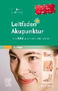 Cover-Bild zu Leitfaden Akupunktur StA von Focks, Claudia